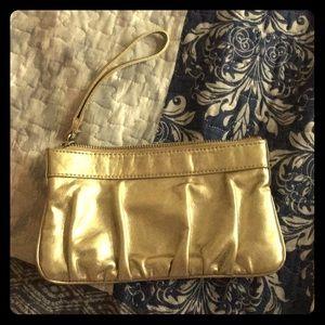 Express Gold Clutch